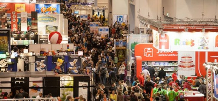 Le salon international du jeu, Spiel Essen